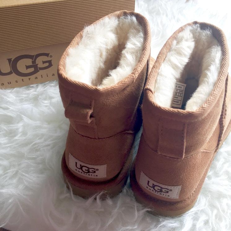 UGG-Boots Australia Classic Mini Chestnut
